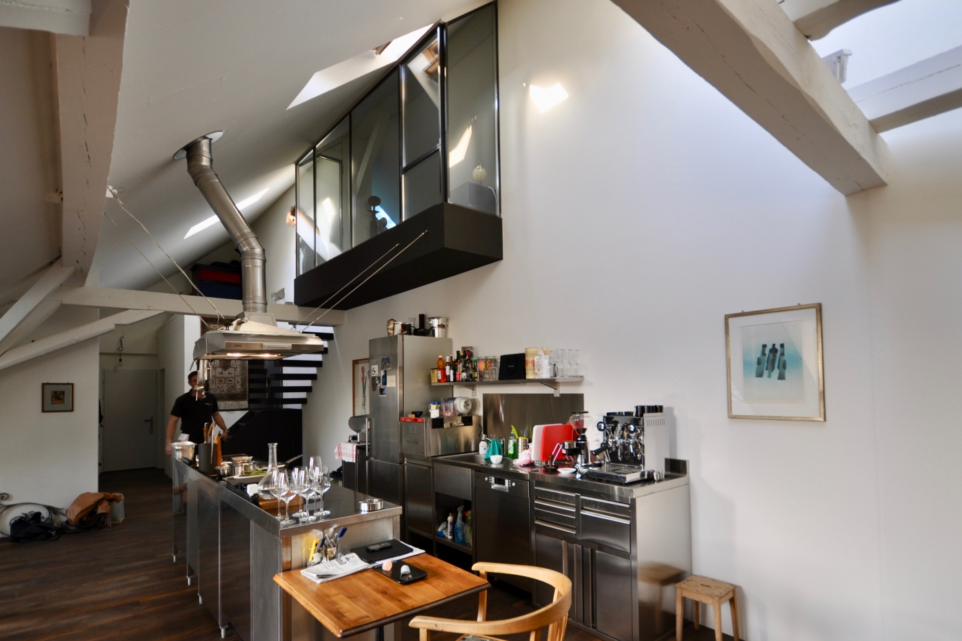 vollenwyder architektur gmbh umbau. Black Bedroom Furniture Sets. Home Design Ideas